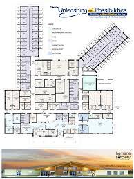 building floor plan humane society of elkhart county u2013 capital campaign