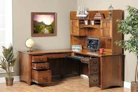 Executive Desk With Hutch Corner Desk With Hutch Shippies Co