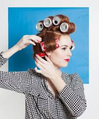 beer and haircuts from the 1920s vintage hairstyle techniques how to create rag curl