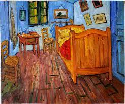 van gogh bedroom painting exquisite the bedroom vincent van gogh decor ideas on living room