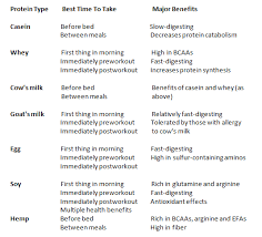 Casein Protein Before Bed Top Protein Picks The Ultimate Guide To Protein Powders For