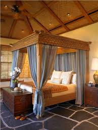 dreamy ideas for bedrooms with canopy bed loombrand gorgeously carved wooden canopy bed