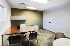 Used Office Furniture Davenport Iowa by Nichols Aluminum Paragon Commercial Interiors