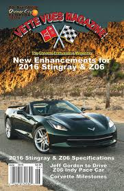 corvette magazines vues magazine june 2015 issue of vues magazine the
