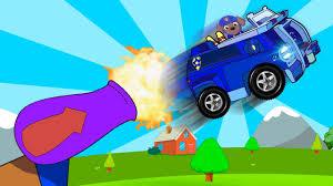 monster truck crash videos youtube kids animation with monster trucks crashes kid wheels tv cartoon