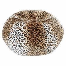 animal print bean bags foter