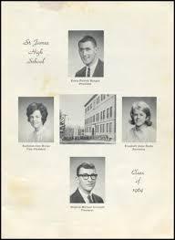 explore 1964 jan st high school yearbook haverhill ma