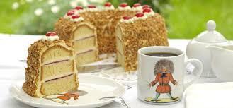cuisine de francfort la couronne de francfort un gâteau royal