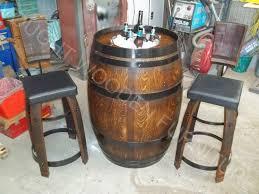 Barrel Bar Table Bar Sosfund Part 12