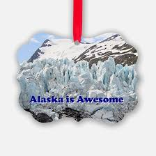 alaska ornament cafepress