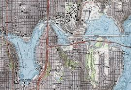 Map Of Lake Washington by Kayak Washington Park Arboretum To Lake Union