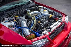 subaru wrc engine 555 horses of widened fury speedhunters