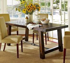 Dining Room Table Centerpiece Ideas Shaker Dining Table Idea