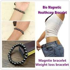 black magnetic bracelet images Biomagnetic multi shaped black stone magnetic bracelet magnetic jpeg