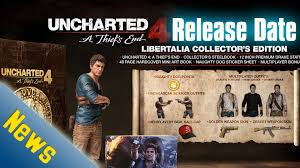 amazon uncharted 4 black friday uncharted 4 release date special u0026 collector edition digital