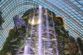 greenroofs com projects gardens by the bay cloud forest