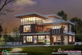Kerala Home Design Kozhikode by Modern Style 5 Bedroom Contemporary Style Home Design Kerala