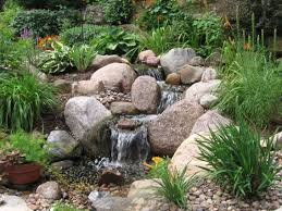 a pondless water feature by the bruce company ponds u0026 water