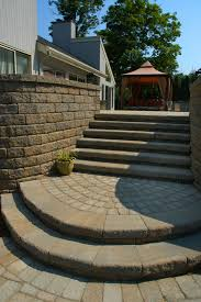 Retaining Wall Stairs Design Amazing Retaining Wall Stairs Design Stairs Hardscaping Ideas Cst
