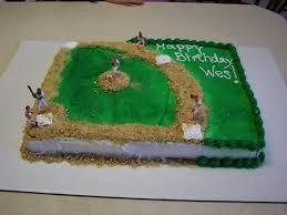 baseball field cake ideas 45059 baseball field cake cake b