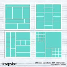 two page digital scrapbooking template 24x12 that includes room