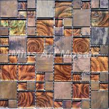 copper backsplash tiles for kitchen copper tile backsplash cozy kitchen copper tiles pot filler copper