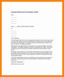 6 goodbye senior letters resume sections