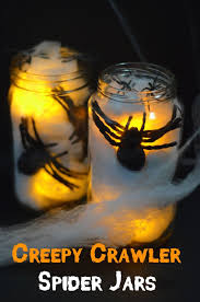 halloween mason jar crafts 666 best autumn u0026 halloween crafts diy images on pinterest
