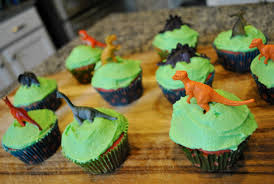 dinosaur cupcakes dinosaur cupcakes kids cook monday our blessed adventures