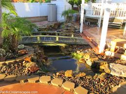 aerating your backyard fish pond water pacific dreamscapes