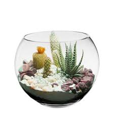 Glass Bowl Vases Shop Bubble Bowl Glass Vases At Discounted Wholesale Prices Vase
