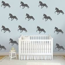 10 ways to dress up your walls with vinyl decals horses u0026 heels
