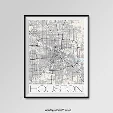 houston map buy the 25 best houston map ideas on