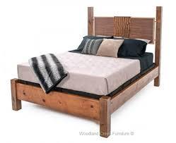 urban rustic beds rustic bedroom furniture woodland creek