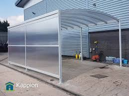 Canopy Car Wash by Car Valet Bay Installed Bmw Bodyshop Wilmslow Kappion Canopies