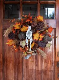 How To Make Halloween Wreaths by 5 Simple And Fun Ways To Get Your Home Into The Halloween Spirit