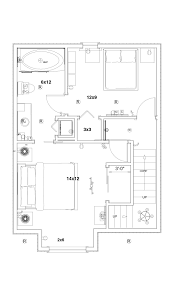 level floor bc resort floor plans