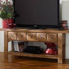 Pottery Barn Dawson Desk Dawson Media Consoles Pottery Barn