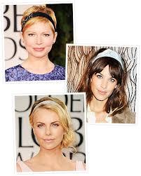 hair headbands new ways to wear headbands instyle
