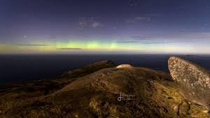 The Southern Lights Photographer Captures Southern Lights Dazzling Over Wa U0027s South