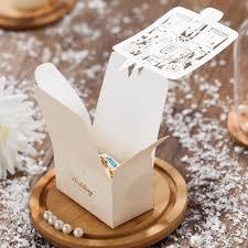 wedding favor box laser cut and foil disney wedding favor box ewfb127 as