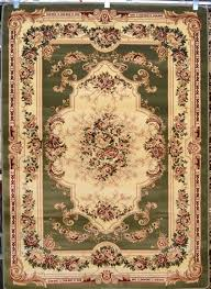 8x10 Area Rug Green Burgundy 8x10 Area Rugs Carpet Floral New