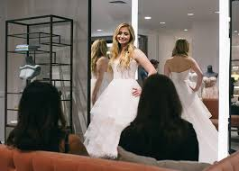 nordstroms wedding dresses dress shopping with a to be and stylist advice nordstrom