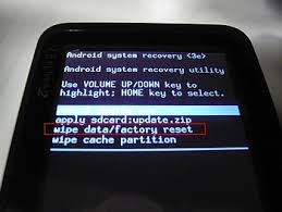 reset android to default how to wipe data factory reset your chinese tablet reset android