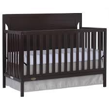 dream on me cape cod 5 in 1 convertible crib mocha babies