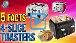 Usa Made Toaster Top 10 4 Slice Toasters Of 2017 Video Review