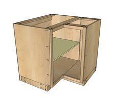 corner kitchen furniture white build a 36 corner base easy reach kitchen cabinet