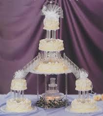 wedding cakes with fountains wedding cake fountains the wedding specialists wedding cakes