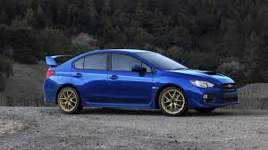 rally subaru 2015 subaru wrx sti launch edition review notes autoweek
