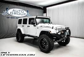 white jeep wrangler unlimited lifted 2015 jeep wrangler unlimited lifted